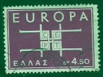 Stamps Greece -    EUROPA  CEPT