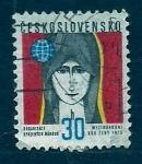 Stamps Czechoslovakia -  CARICATURA