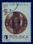Sellos de Europa - Polonia -  Patena Kaliska