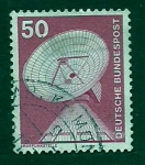 Stamps Germany -  Radar