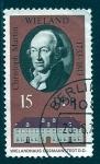 Stamps Germany -  CHRISTOPH MARTIN