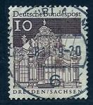Sellos de Europa - Alemania -  Castillo SACHEN (Dresden)