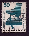 Stamps Germany -  Proteccion Lavoral
