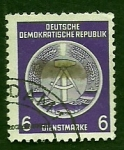 Stamps Germany -    Blason