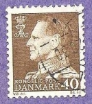 Stamps : Europe : Denmark :  INTERCAMBIO