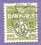 Sellos del Mundo : Europa : Dinamarca : INTERCAMBIO
