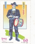 Stamps : Europe : Spain :  TRAJE CHARRO-SALAMANCA UPAEP (29)