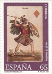 Stamps : Europe : Spain :  MUSEO DE NAIPES DE ALAVA (29)venta