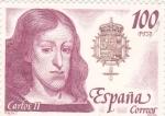 Stamps : Europe : Spain :  CARLOS II  (29) venta