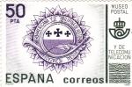 Stamps : Europe : Spain :  MUSEO POSTAL (29) venta