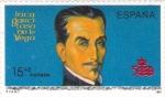 Stamps Spain -  INCA GARCILASO DE LA VEGA (29)