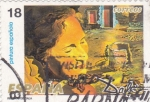 Stamps : Europe : Spain :  RETRATO DE GALA-DALI (29)