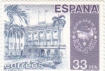 Stamps : Europe : Spain :  LA FORTALEZA-ESPAMER