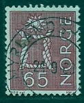 Stamps Norway -  Nudo marinero