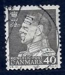 Sellos de Europa - Dinamarca -  Rey Frederick   IX