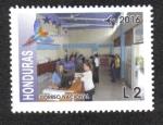 Stamps Honduras -  Historia de la Industria Postal y Correos de Honduras