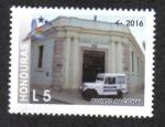 Sellos de America - Honduras -  Historia de la Industria Postal y Correos de Honduras