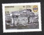 Stamps Honduras -  Universidad pedagógica Nacional