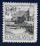 Sellos de Europa - Yugoslavia -  Siudad de Kurk