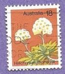 Sellos de Oceania - Australia -  INTERCAMBIO