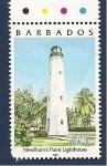 Stamps Barbados -  Faro  de Needham´s Point