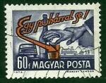 Stamps Hungary -  Siguridad Vial