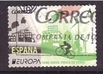Sellos del Mundo : Europa : España : serie EUROPA