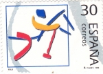 Stamps : Europe : Spain :  ILUSTRACIÓN-POLO (29)