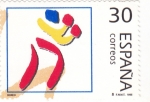 Stamps : Europe : Spain :  ILUSTRACIÓN-BOXEO (29)