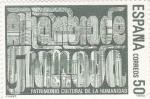Stamps : Europe : Spain :  -ALHAMBRA DE GRANADA (29)