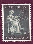 Sellos de Europa - Holanda -  N  V  D