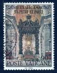 Sellos de Europa - Vaticano -  San Pedro y San Pablo
