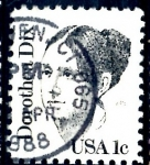 Sellos de America - Estados Unidos -  USA_SCOTT 1844.01 DOROTHEA DIX