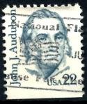 Sellos de America - Estados Unidos -  USA_SCOTT 1863.01 JOHN J. AUDUBON. $0,2