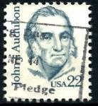 Sellos de America - Estados Unidos -  USA_SCOTT 1863.02 JOHN J. AUDUBON. $0,2