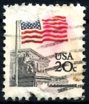 Sellos de America - Estados Unidos -  USA_SCOTT 1894.02 BANDERA. $0,2