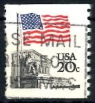 Sellos de America - Estados Unidos -  USA_SCOTT 1895.01 BANDERA. $0,2