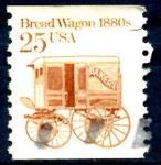 Stamps United States -  USA_SCOTT 2136.07 COCHE DE PAN. $0,2