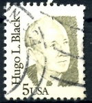 Sellos de America - Estados Unidos -  USA_SCOTT 2172.04 HUGO L. BLACK. $0,2