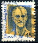 Stamps : America : United_States :  USA_SCOTT 2188.02 HARVEY CUSHING. $0,2