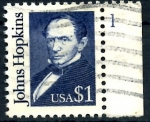 Stamps : America : United_States :  USA_SCOTT 2194.01 JOHNS HOPKINS. $0,5