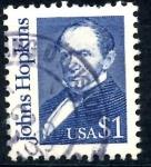 Sellos de America - Estados Unidos -  USA_SCOTT 2194e.02 JOHNS HOPKINS. $0,6