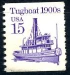 Sellos de America - Estados Unidos -  USA_SCOTT 2260.01 REMOLCADOR. $0,2