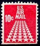 Stamps : America : United_States :  USA_SCOTT C72 PISTA DE ESTRELLAS. $0,2