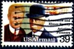 Sellos de America - Estados Unidos -  USA_SCOTT C114.01 LAWRENCE & ELMER SPERRY. $0,25