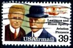 Sellos de America - Estados Unidos -  USA_SCOTT C114.02 LAWRENCE & ELMER SPERRY. $0,25