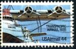 Sellos de America - Estados Unidos -  USA_SCOTT C115.05 CORREO AEREO TRANSPACIFICO. $0,25