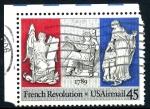 Stamps : America : United_States :  USA_SCOTT C120.02 2º CENT DE LA REVOLUCION FRANCESA. $0,2
