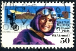 Stamps United States -  USA_SCOTT C128.02 HARRIET QUIMBY. $0,25