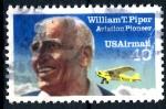 Sellos de America - Estados Unidos -  USA_SCOTT C129 WILLIAN T. PIPER. $0,2